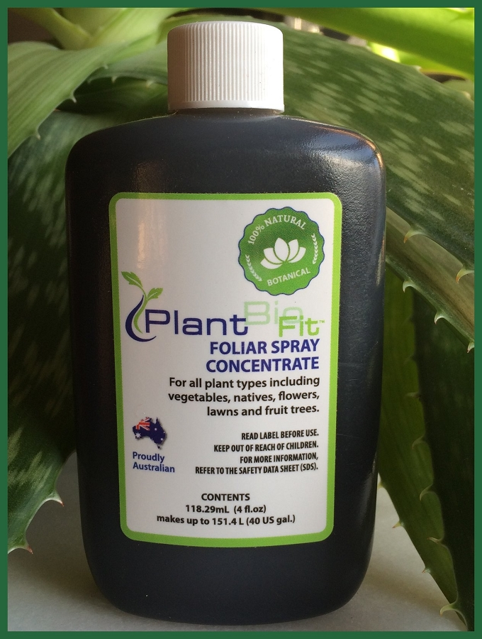 PlantBioFit Natural Flavonoid 4 oz. Liquid